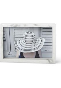 Porta-Retrato 10X15 Edge Branco