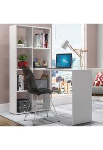 Escrivaninha Estante Be 38 - Brv Móveis Elare