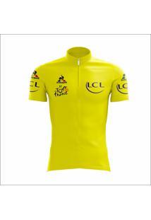 Camisa Uv Scape Lcl Amarela