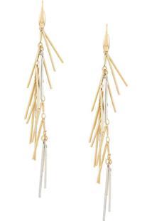 Isabel Marant Boucle Oreille Earrings - Dourado