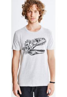 Camiseta Estampa Dino