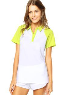 Camisa Polo Nike Branca