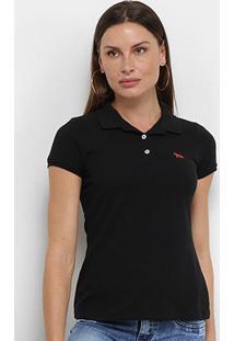 Camisa Polo Acostamento Feminina - Feminino