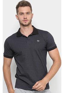 ... Camisa Polo Polo Rg 518 Maquinetada Logo Metal Masculina - Masculino 9759989fed4d3