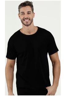 Camiseta Masculina Básica Manga Curta