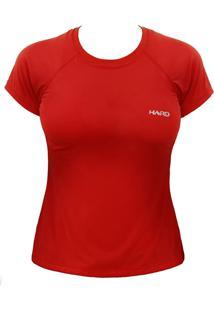 Camiseta Hard Nanotec Feminina