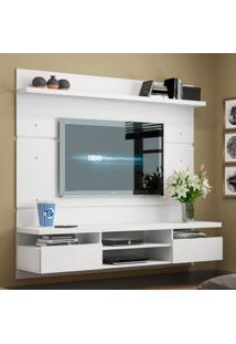 Painel Para Tv Até 50 Polegadas Live Branco 180 Cm