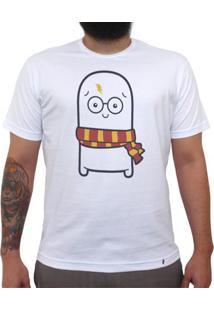 Cuti Potter - Camiseta Clássica Masculina