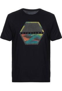 Camiseta Quiksilver Comfort Place - Masculino