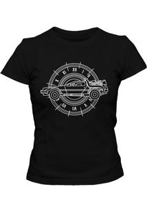 Camiseta Blitzart The Future Is Now - Preta