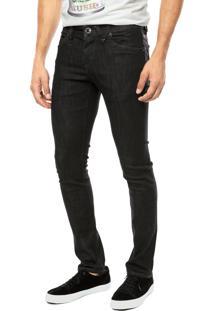 Calça Jeans Volcom 2X4 Preta