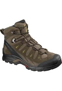 Bota Salomon Masculino Quest Prime Gtx Marrom 45
