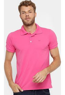 Camisa Polo Yellowl Piquet Básica Masculina - Masculino
