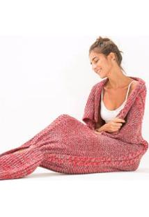 Cobertor Sereiando - Vermelho - U