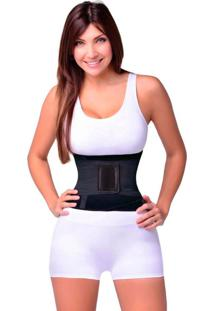 Cinta Abdominal Emagrecedora Modeladora Unissex Hot Belt Hb Ks Casual&Sport