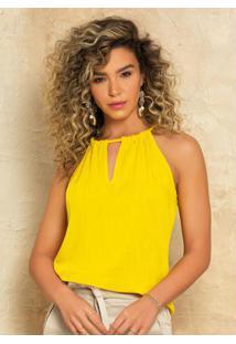 Blusa Amarelo