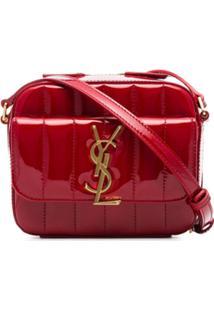 12903f0c6c Bolsa Saint Laurent Vermelha feminina