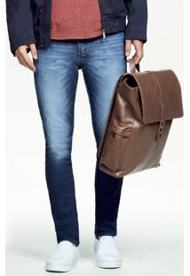 Calça Jeans Masculina Hering Na Modelagem Super Skinny