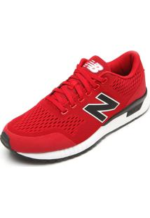 Tênis New Balance Textura Vermelho
