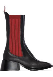 Chloé Chelsea Ankle Boots - Preto