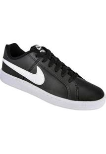 Tenis Casual Preto Court Royale Nike 60350015