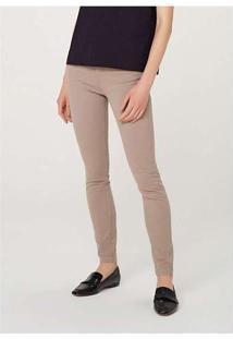 Calça Feminina Básica Super Skinny Cintura Alta Be