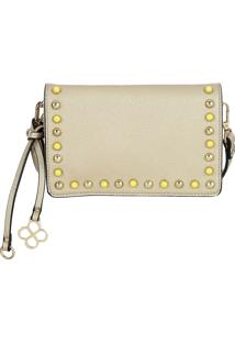Bolsa Dourada Moderna feminina  d8701601fbf30