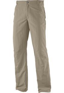 Calça Salomon Masculina Elemental Pant Marrom P
