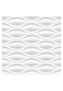 Papel De Parede Adesivo Abstrato 3D Ondas 0173 0,58X3,00M