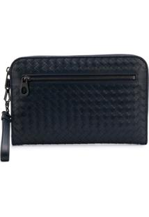 Bottega Veneta Urbandoc Document Case - Azul
