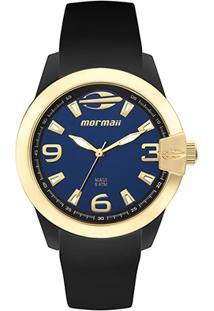 b354fe18bcc Zattini Relógio Mormaii Analógico Mo2035iu-8a Feminino - Feminino-Preto+Azul