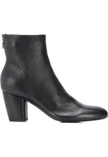 Officine Creative Zipped Ankle Boots - Preto