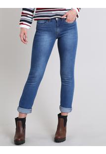 5462c9342 Calça Jeans Reta feminina | Gostei e agora?