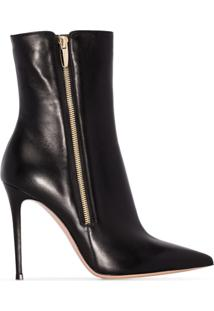 Gianvito Rossi Ankle Boot Grossi - Preto