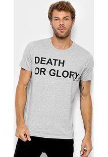 Camiseta Colcci Estampa Glory Masculina - Masculino