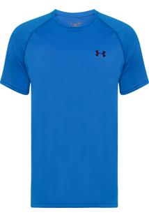 Camiseta Masculina Tech Tee Brazil - Azul