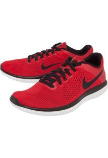 Tênis Nike Flex 2016 Rn Vermelho
