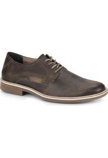 Sapato Casual Masculino Rafarillo - Cafe