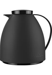 Bule Viena Baby 400 Ml Preto Soft Touch - Invicta