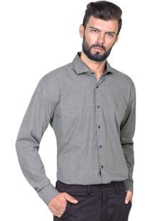 Camisa Hugo Rossi Cinza - Masculino