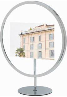 Porta Retrato Infinity 10X15 Cm Cromado Umbra