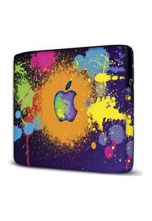 Capa Para Notebook Colorido 15.6 E 17 Polegadas Com Bolso