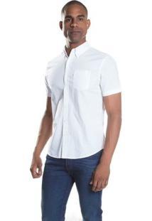 Camisa Levis Sunset Classic One Pocket - Masculino-Branco