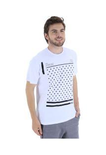 Camiseta Fatal Estampada 20265 - Masculina - Branco