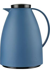 Bule Viena 750 Ml Soft Touch Azul - Invicta