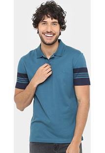 Camisa Polo Lacoste Piquet Fancy Slim Fit Masculina - Masculino