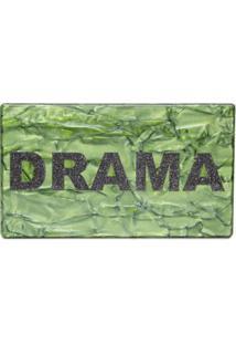 Clutch Drama Estilé - Verde