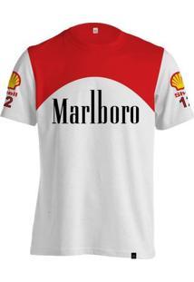Camiseta Fórmula Retrô Mclaren Ano 1988 - Masculino