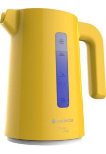 Chaleira Elétrica Cel384 Colors- Amarela Branca- 1Cadence