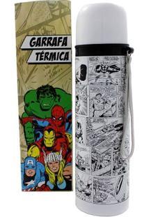 Garrafa Termica Comics Pb